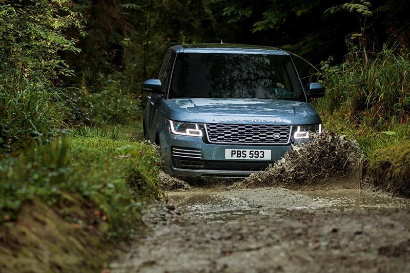 Range Rover 2018 en Chile