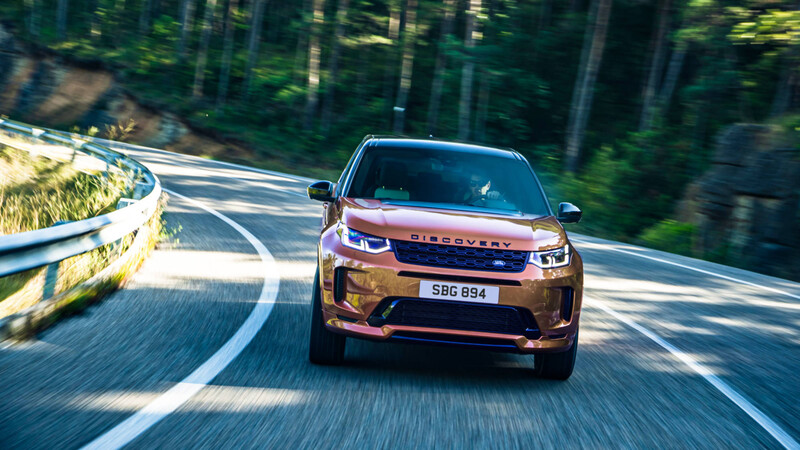 Land Rover Discovery Sport 2021