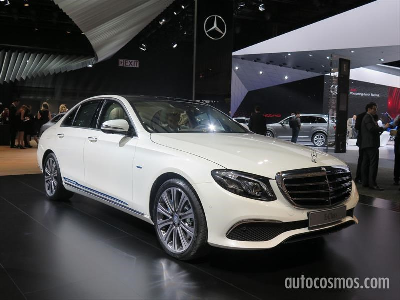 Premio Crash Test, Excelencia: Mercedes Clase E