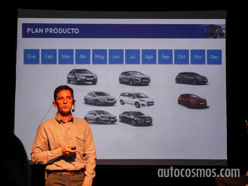 Peugeot se prepara con todo para 2016