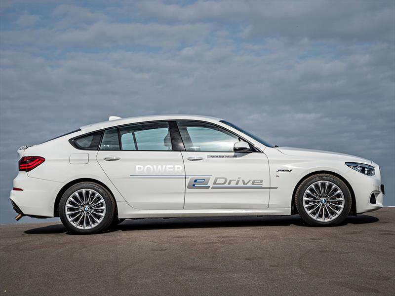 BMW Serie 5 GT Plug-in Concept