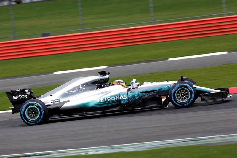 F1 2017: La nueva Flecha de Plata