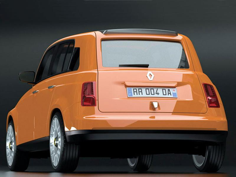 Renault 4-Ever concept