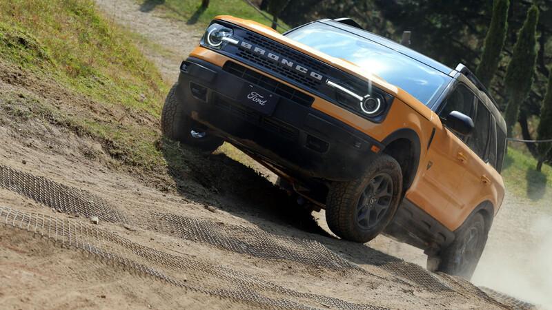 Ford Bronco Sport 2021, lanzamiento en México