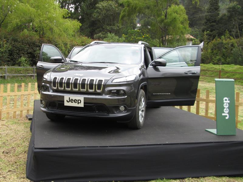 Jeep Cherokee 2014 llega a Colombia