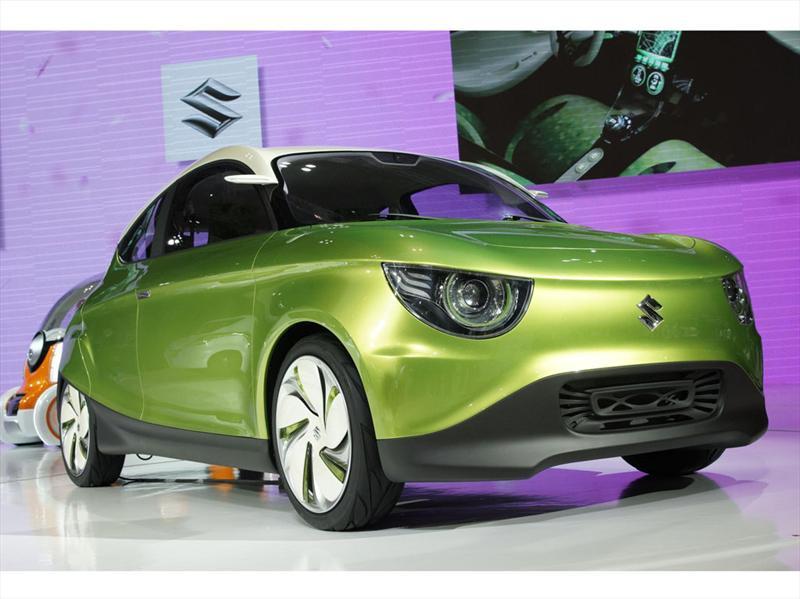 Suzuki Regina Concept en el Salón de Tokio 2011