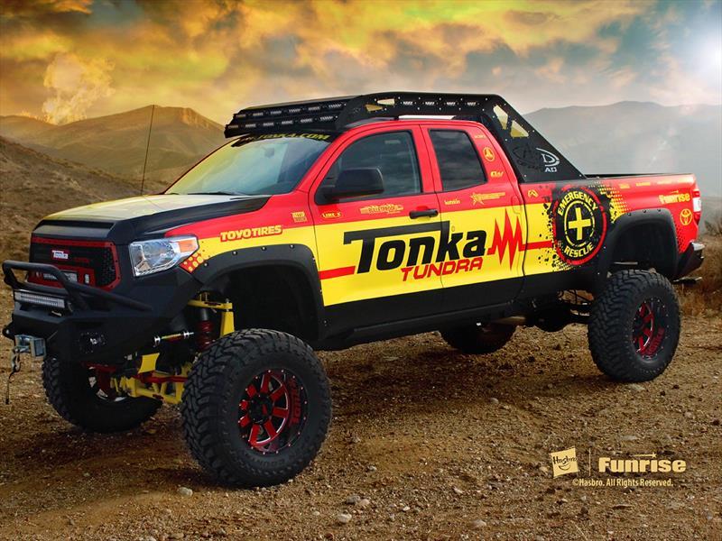Toyota Tundra Tonka