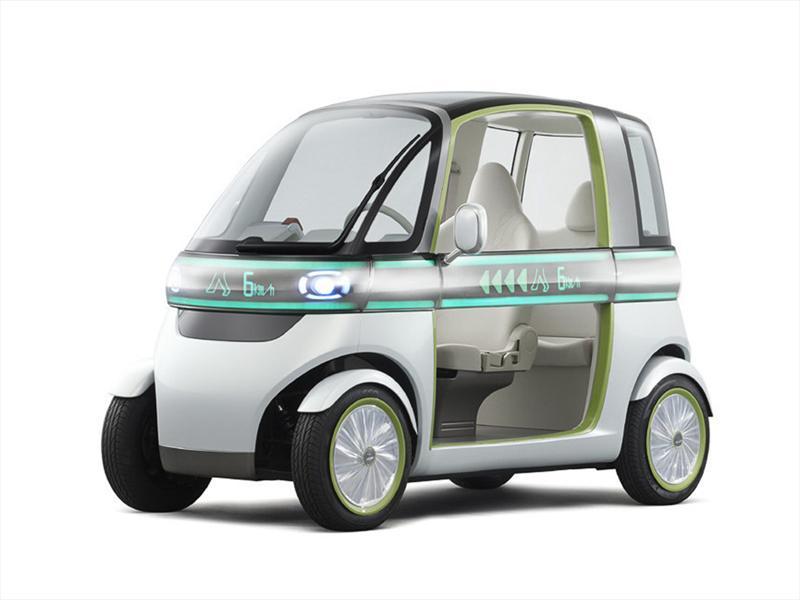Daihatsu Pico EV Concept  en Tokio 2011
