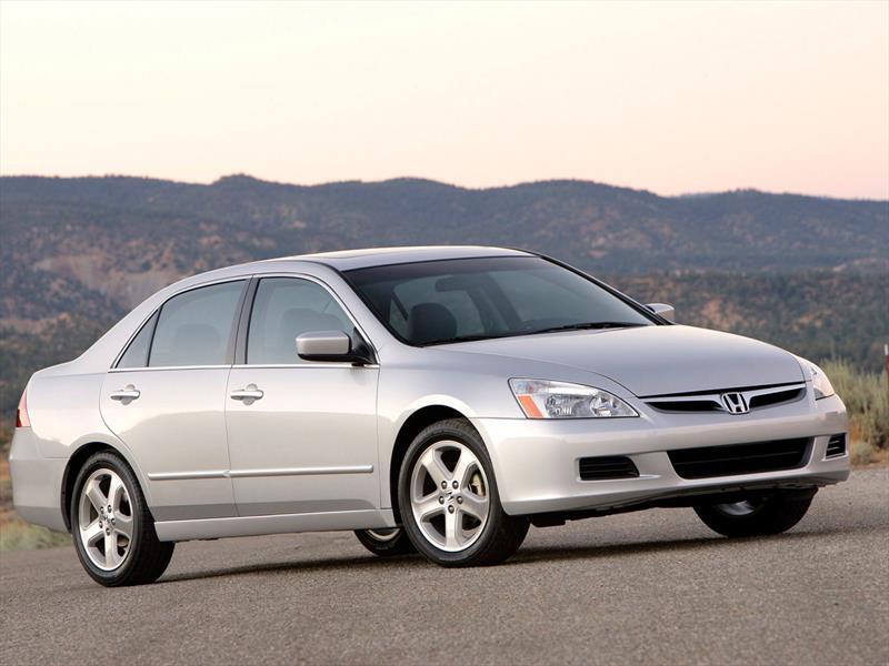 Honda Accord séptima generación 2003-2007