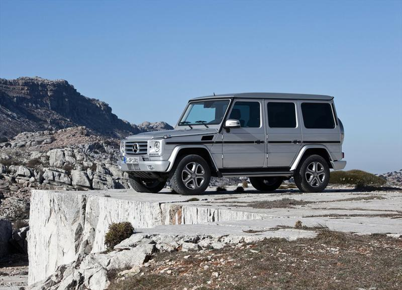 Top 10: Mercedes-Benz Clase G