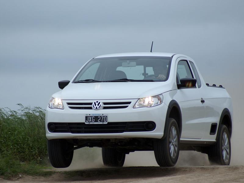 Volkswagen Saveiro a prueba