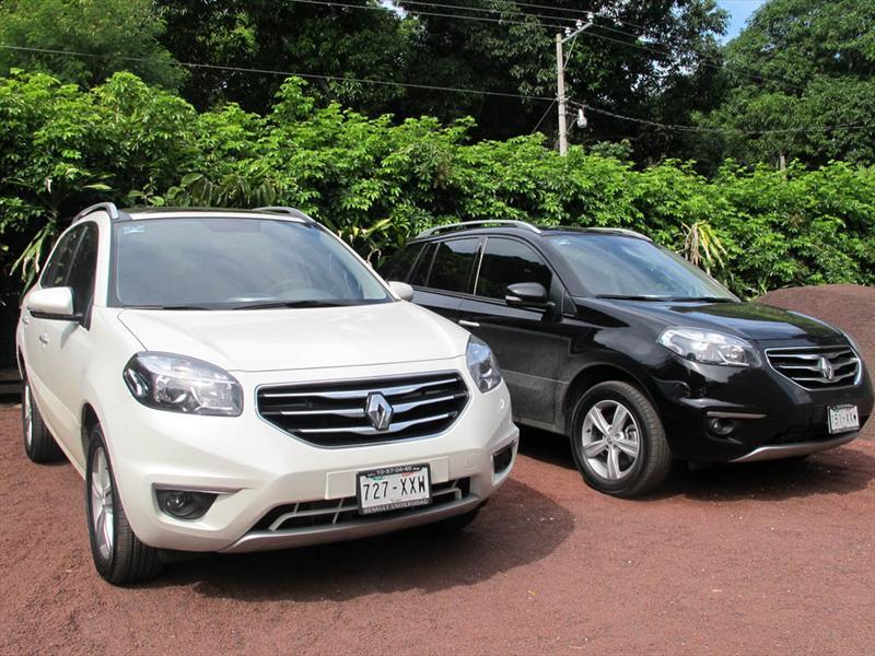 Nuevo Renault Koleos: primer contacto