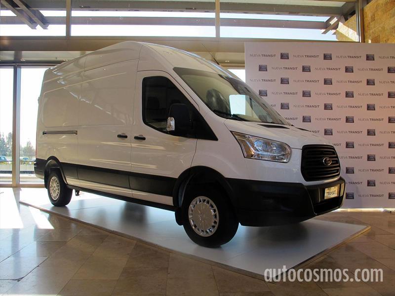 Nueva Ford Transit
