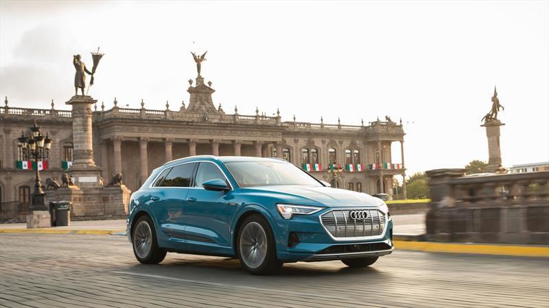 Audi E-Tron 2020 llega a México