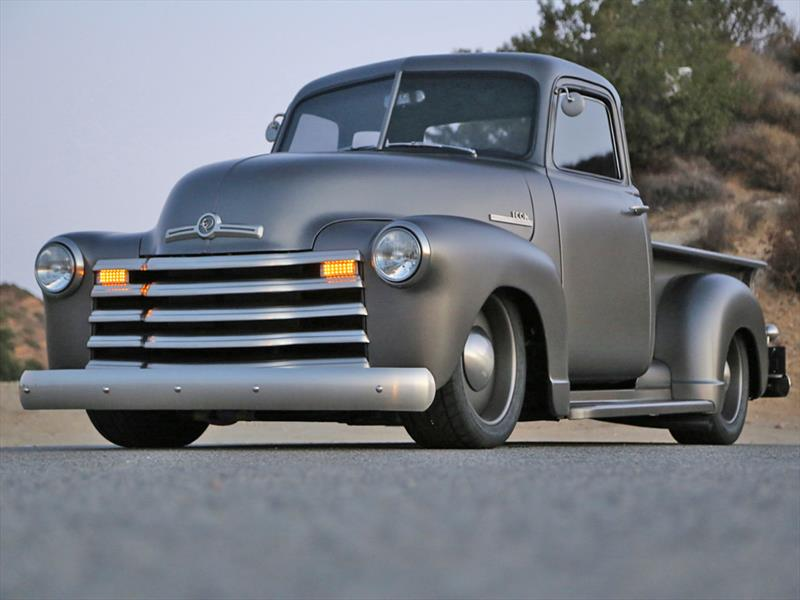 Top 10: Chevrolet 3100 por ICON