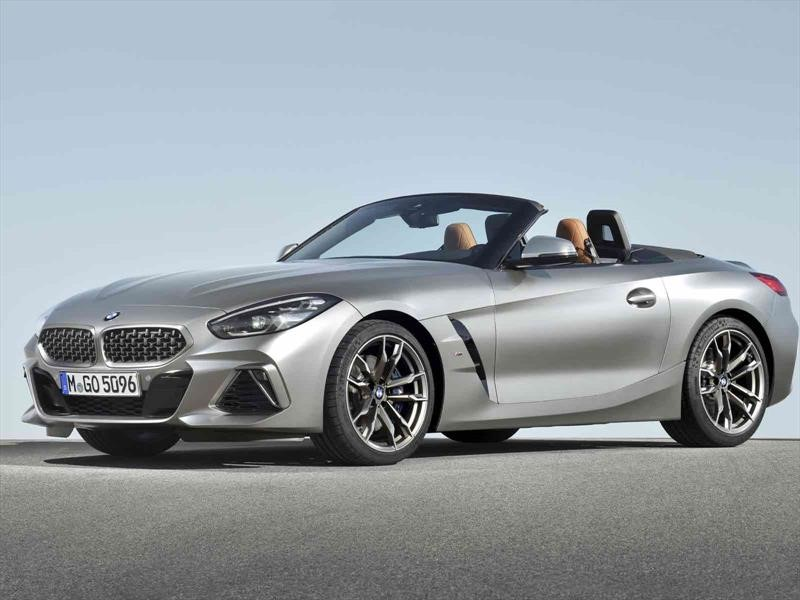 BMW Z4 Roadster sDrive30i 2019 y M40i 2020