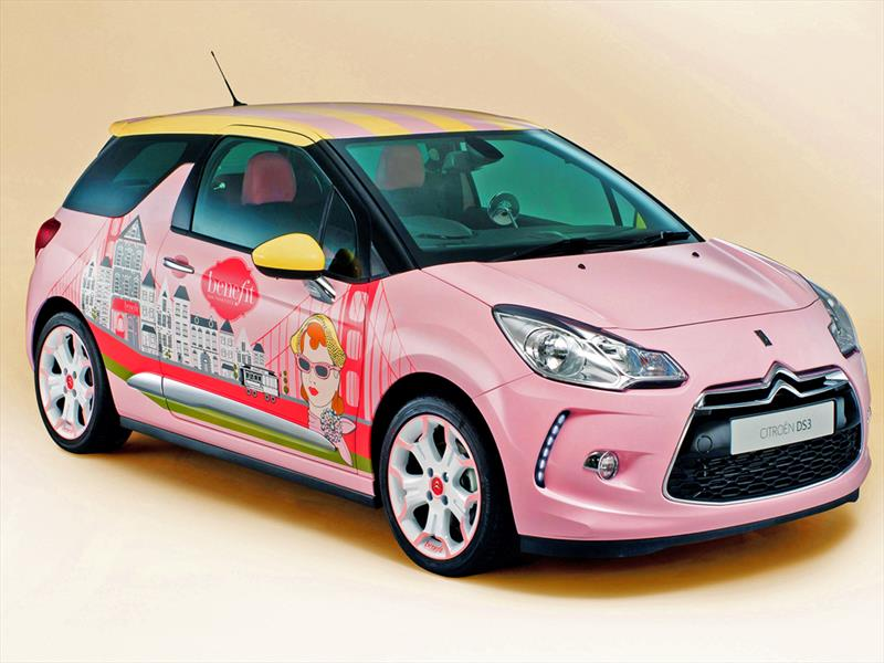 Citroën DS3 Cabrio de Benefit