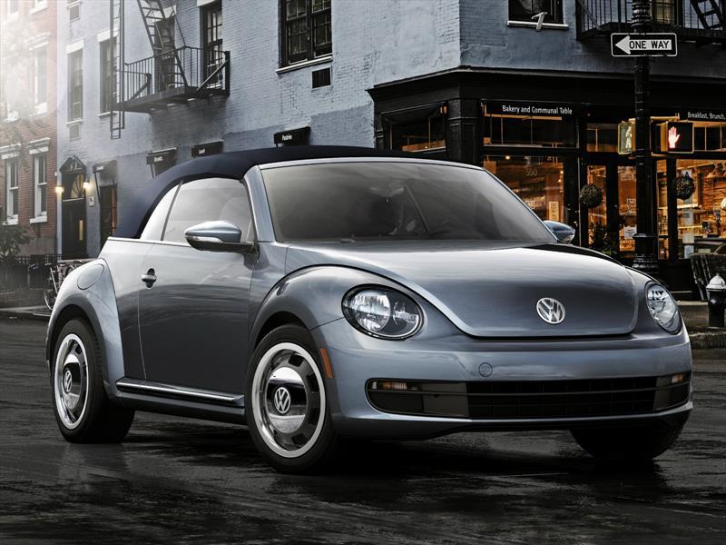 Volkswagen Beetle Demin 2016