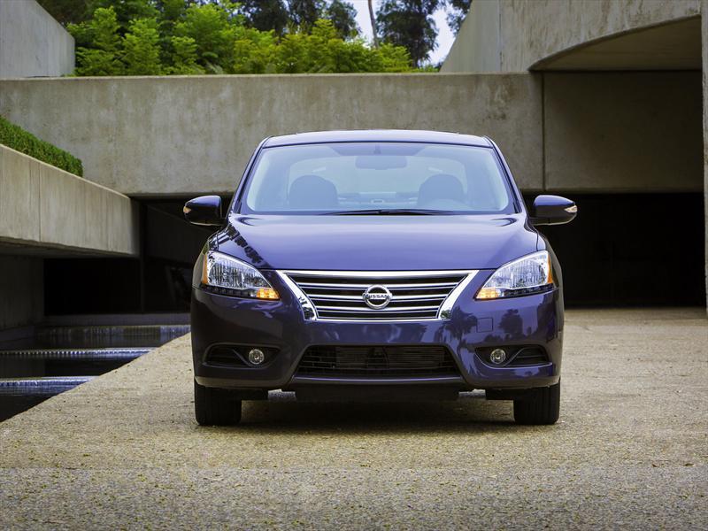 Prueba nuevo Nissan Sentra