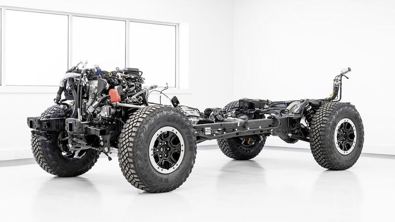 Ford Bronco 4 Puertas 2021
