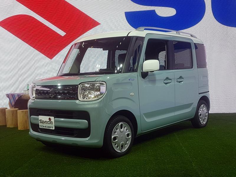 Suzuki Spacia Concept y Spacia Custom Concept