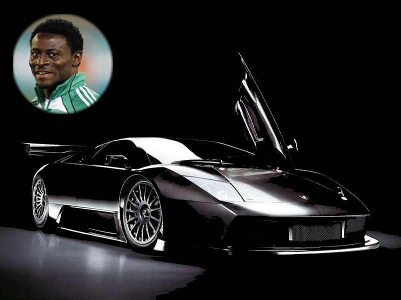 Top 10: Obafemi Martins Lamborghini Murcielago