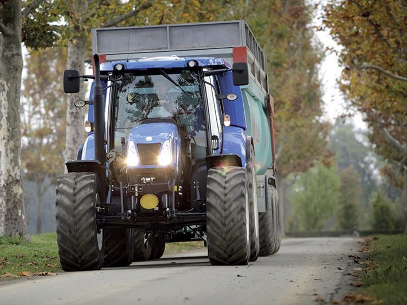 Tractor de Metano