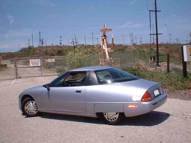 9.- Chevrolet EV-1