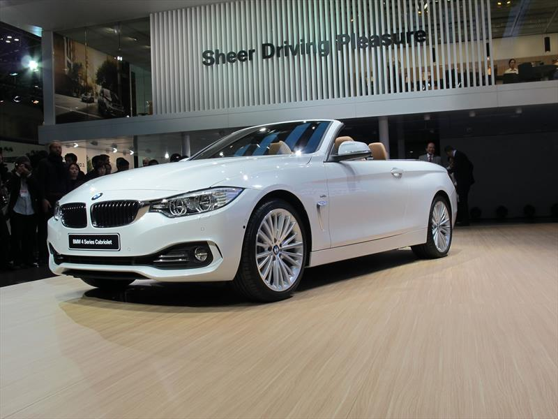 BMW Serie 4 Convertible 2014
