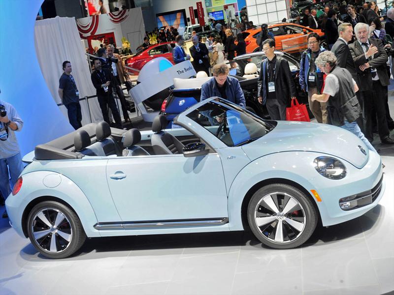 Top 10: Volkswagen Beetle Cabrio 2013