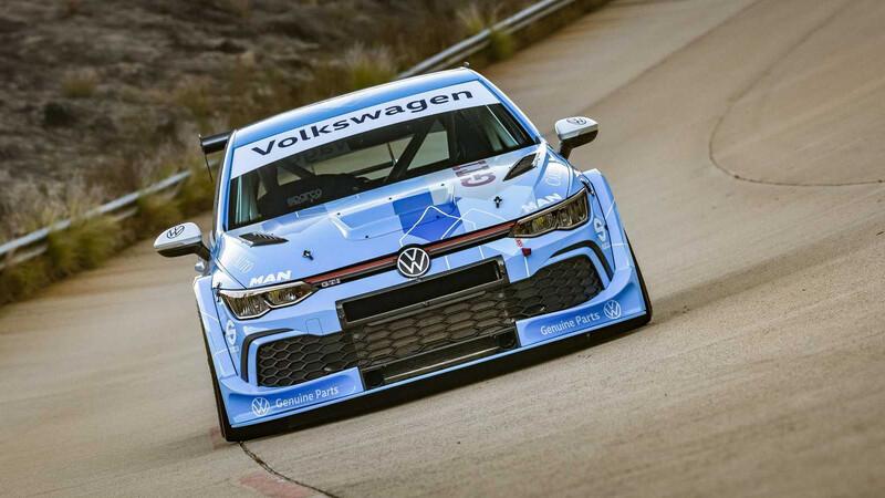 Volkswagen Golf GTI GTC