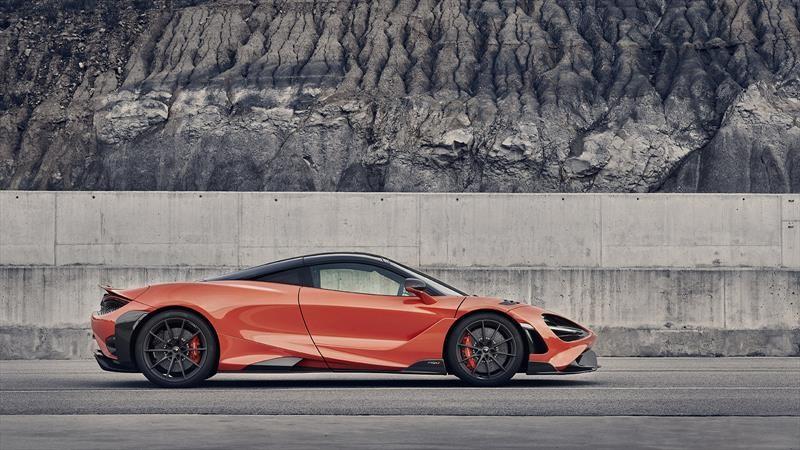 McLaren 765 LT 2021