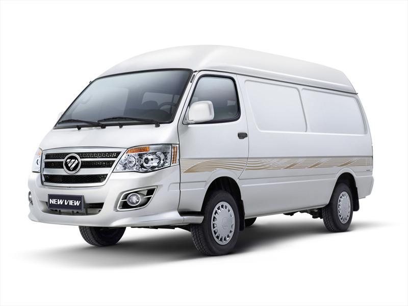 Andes Motor presenta Foton y Golden Dragon
