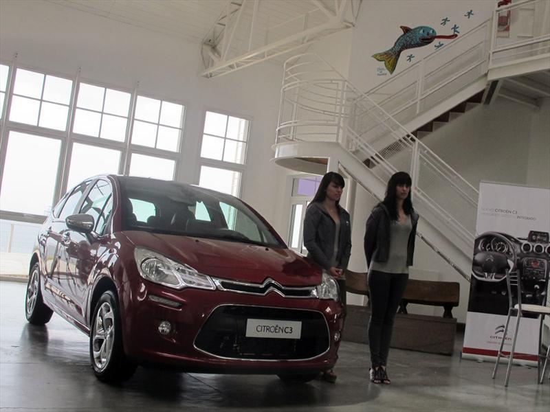 Nuevo Citroën C3 Presentación día I