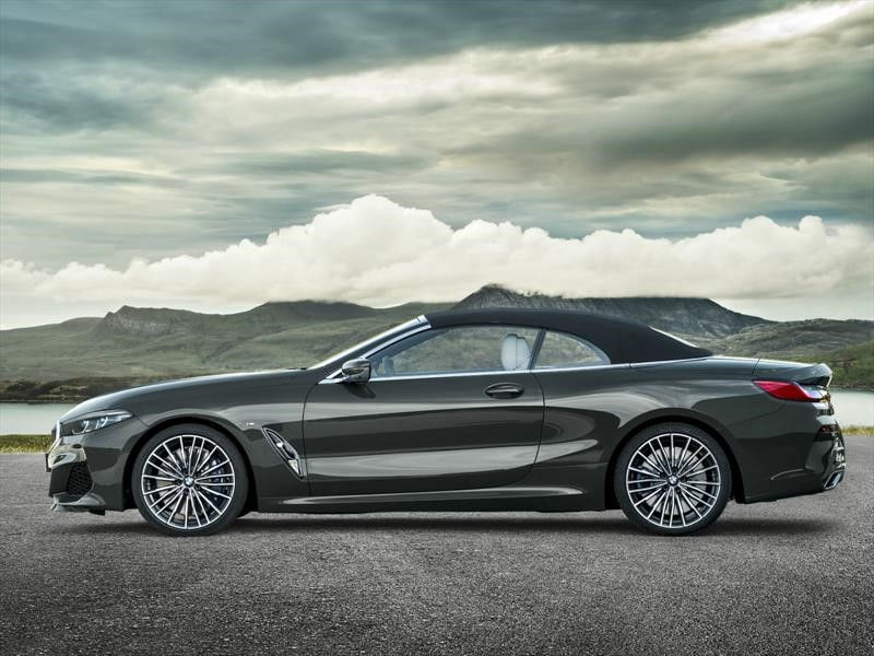 BMW Serie 8 Convertible 2019