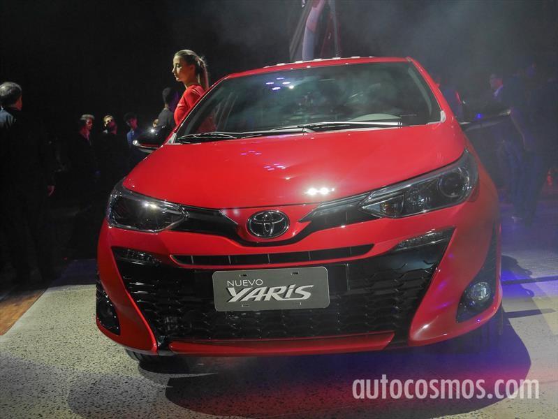 Nuevo Toyota Yaris en Argentina