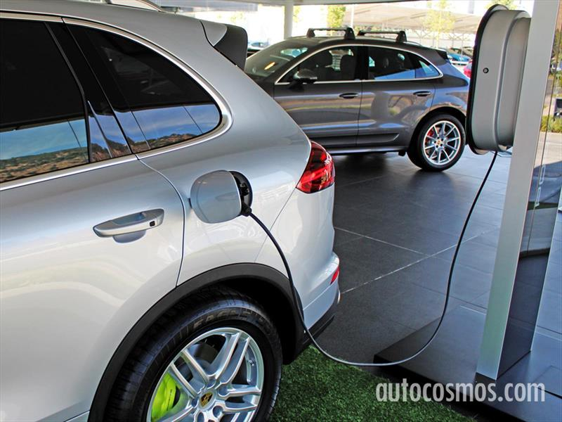 Porsche Cayenne S E-Hybrid Lanzamiento en Chile