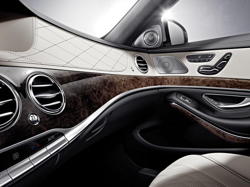 Anticipo, nuevo Mercedes-Benz Clase S