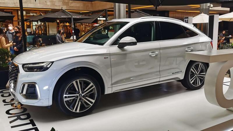 Audi Q5 Sportback en Chile