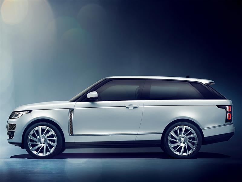 Range Rover SV Coupé - 2018