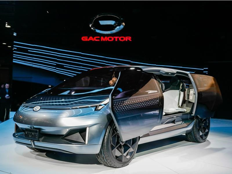 GAC Entranze Concept Car NAIAS 2019