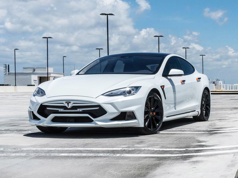 Tesla Model S por Larte Design