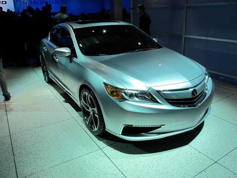 Acura ILX Concept en el Salón de Detroit 2012