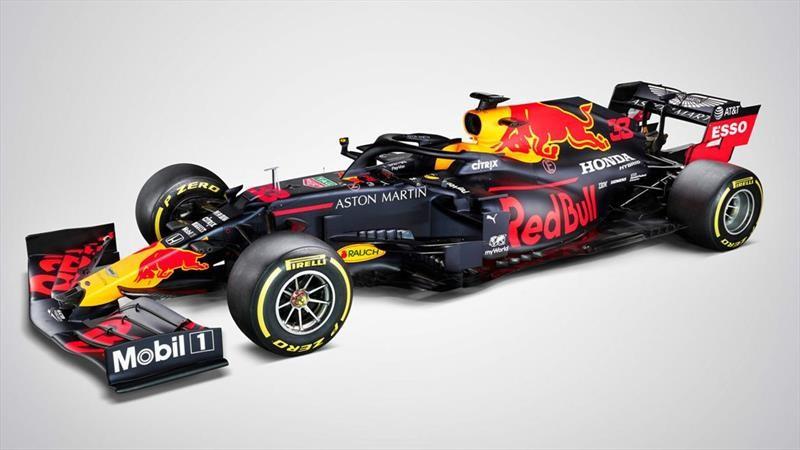 F1 2020 RB16-Honda