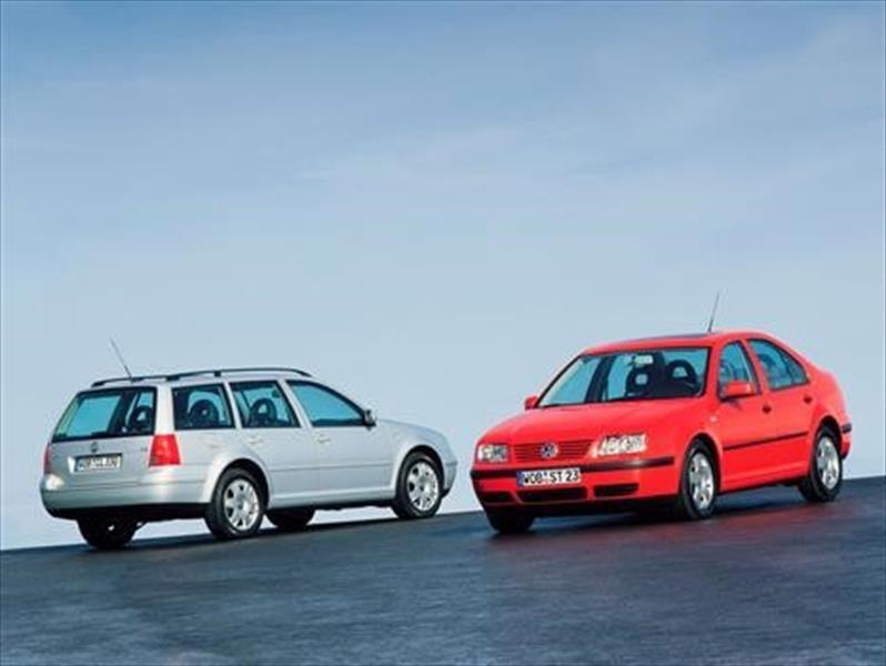 Volkswagen Jetta/Bora (MK4 - 1999-2006)