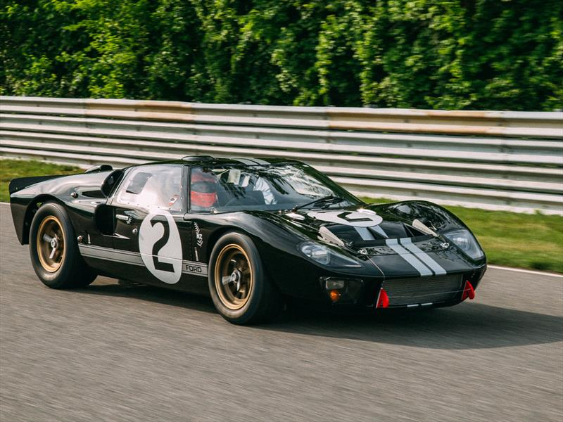 Ford GT40 de las 24 Horas de Le Mans de 1966