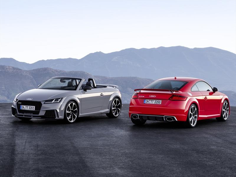 Nuevo Audi TT RS