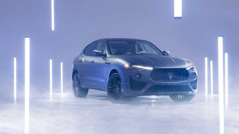 Maserati Levante Trofeo Futura - Fuoriserie