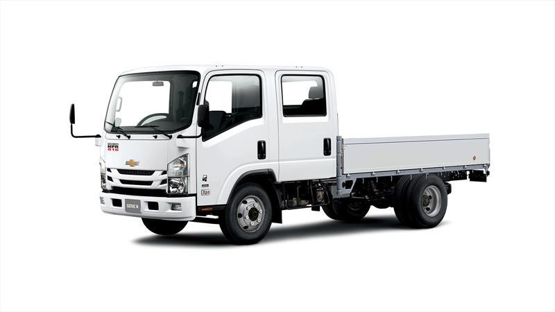 Linea N de camiones Chevrolet