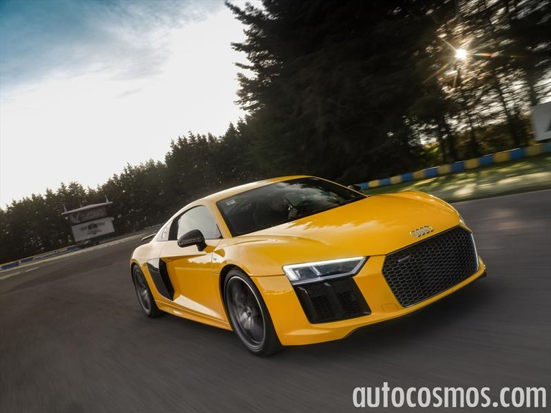 Audi R8 V10 Plus a prueba